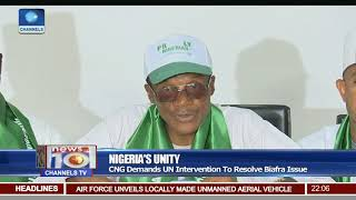 Northern Group Demands UN Intervention To Resolve Biafra Issue