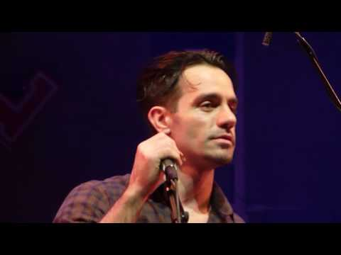 Ramin Karimloo 'High Flying, Adored' Curve Theatre Leicester 15.01.17 HD