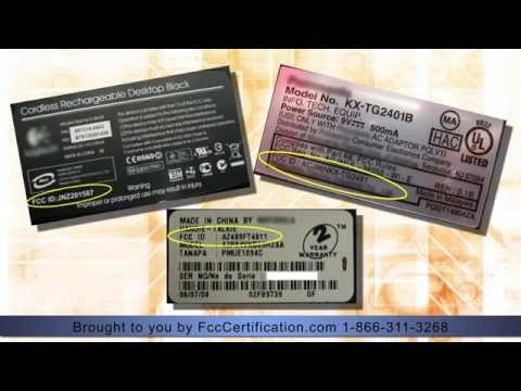 FCC Labeling Requirements, Part 15 Radio Frequency Devices