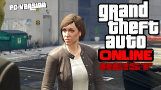 GTA V ONLINE #09 - GEHEIME CODES :D - HUMANE LABS [1/5] | PC-Version [HD/GER]