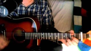 Ein Stern (der deinen Namen trägt) DJ Ötzi Cover Interpretation mit Akustikgitarre Framus Texan