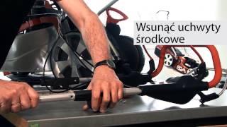 AL-KO Highline kosiarki spalinowe - instrukcja montażu