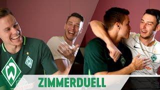 ZIMMERDUELL: Niklas Moisander & Jiri Pavlenka | SV Werder Bremen