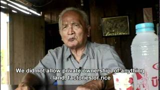 Nuon Chea Uncut: on economics of revolution