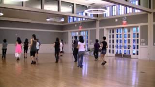 Baby Amame line dance