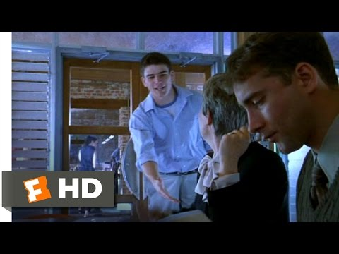 40 Days and 40 Nights 912 Movie CLIP  Little Matty Says Hello 2002 HD