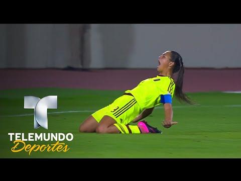 ¡THE BEST! Los asombrosos golazos de Deyna Castellanos | Más Fútbol | Telemundo Deportes