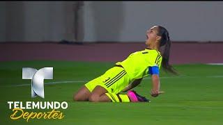 THE BEST Los asombrosos golazos de Deyna Castellanos  Ms Ftbol  Telemundo Deportes
