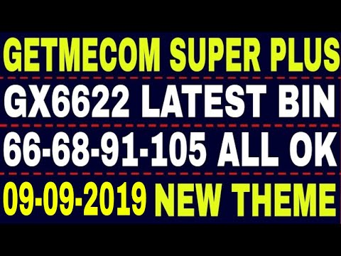 Getmecom HD009 Super plus Latest Software,New Look,Latest