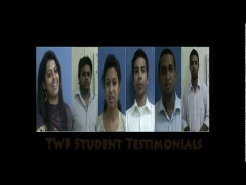 TWB Student Testimonials