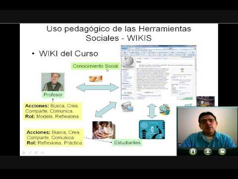 Oportunidades de la Web 2.0 en la Educación