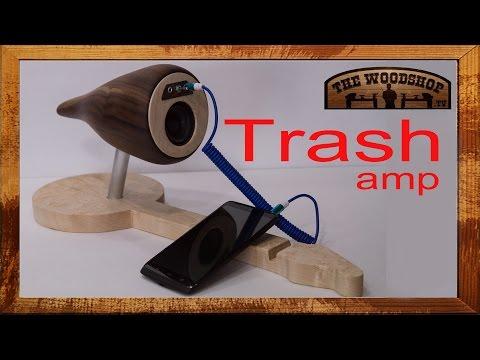Build A Trash Amp Portable Amplifier DIY Kit
