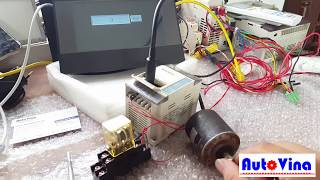 Hướng dẫn lập trình PLC Mitsubishi đọc tín hiệu Encoder Koyo
