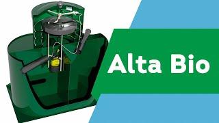 Принцип действия автономной канализации Alta Bio(Кананализация как в городе - Alta Bio Автономная канализация для дачи и дома Alta Bio предназначена для очистки..., 2015-06-30T15:01:12.000Z)