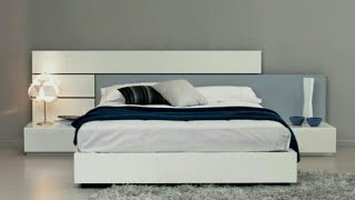 Wooden bed ideas   Double bed catalogue   Bed with storage idea