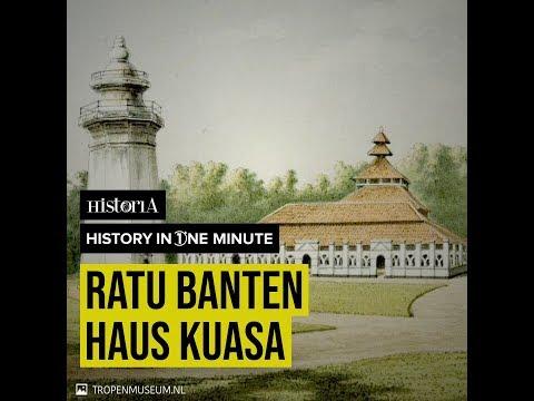 Ratu Banten Haus Kuasa