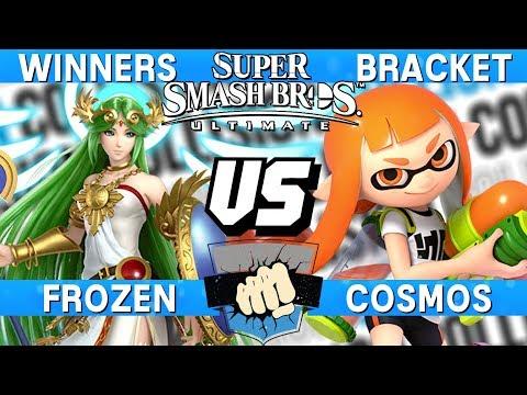 Smash Ultimate Tournament Set - Frozen (Palutena) vs Cosmos (Inkling) - Collision 2019 thumbnail
