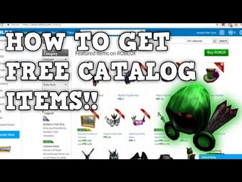 How To Get Free Items On Roblox 2017 Free Dominus Youtube