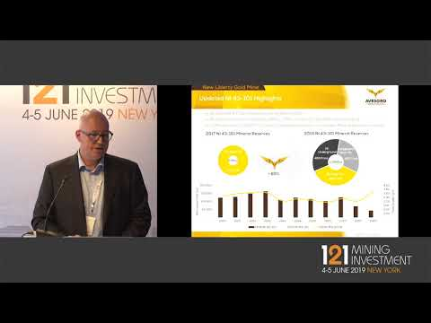 Presentation: Avesoro Resources - 121 Mining Investment New York 2019 Spring