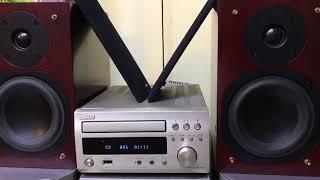 Dàn mini DENON M38 - Yến Âm Thanh Bãi - Dàn Nhật & CD Tái Bản - LH: 0934683073