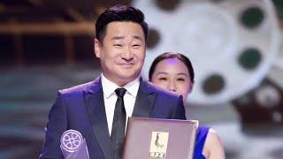 第32届金鸡奖最佳男主角获得者:王景春【中国电影报道 | 20191125】