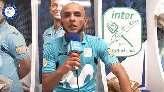 POST PARTIDO vs Gran Canaria F.S. | Serginho