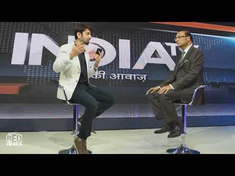 RAJAT SHARMA | Aap Ki Adalat | Rj Kalpesh | India TV