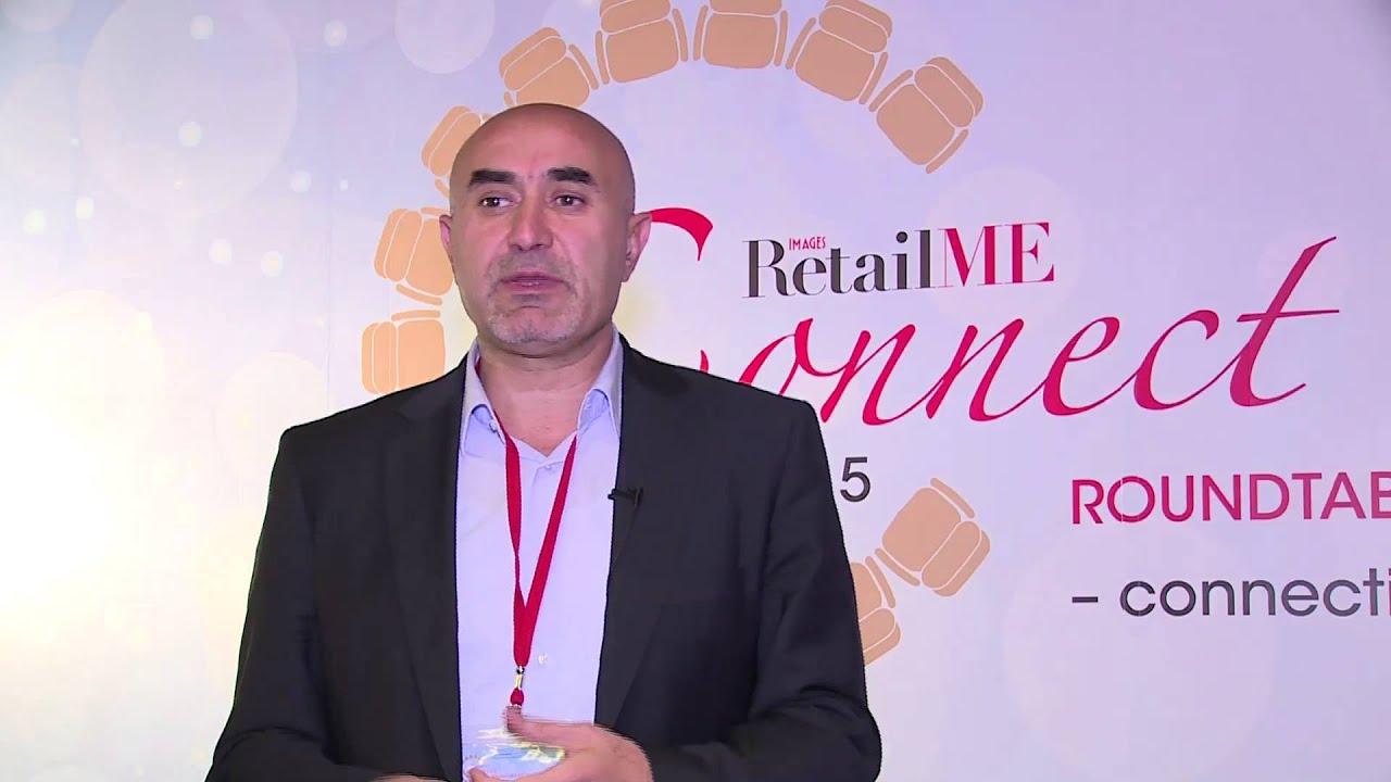 Profile of Souq com CEO Ronaldo Mouchawar