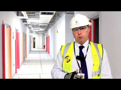 The New Royal Liverpool University Hospital  'Walk Through.'
