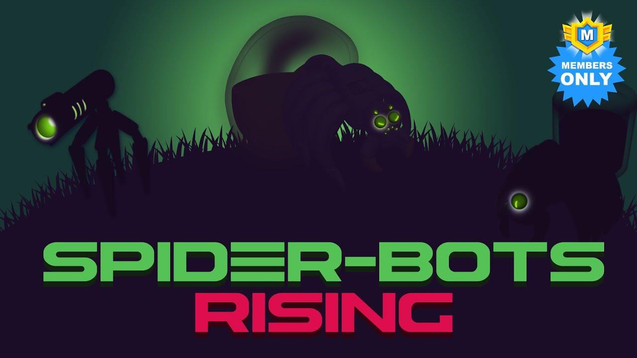 Spider-Bot Passage Trailer