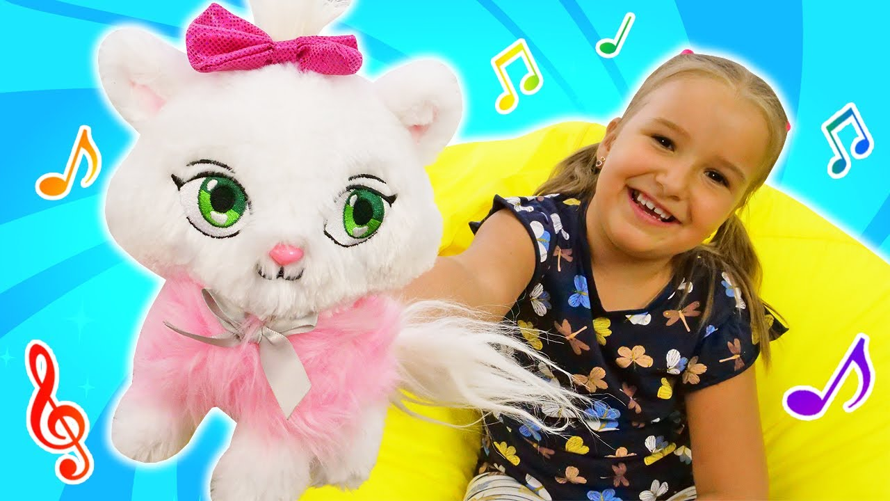 The Kitty song for kids! Super simple songs for babies. Kids' songs & baby rhymes.
