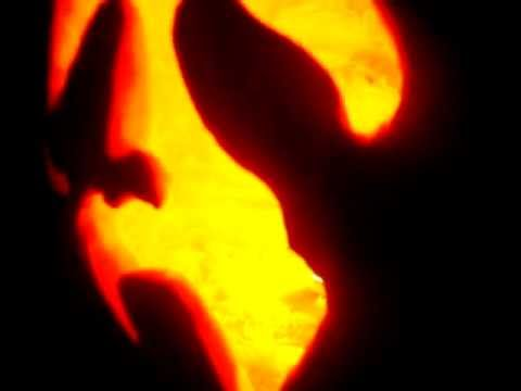scream pumpkin template - evolution of a pumpkin ghostface killer scream youtube