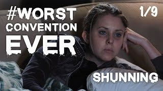 Worst Convention Ever 1/9 - Shunning (Remain Loyal to Jehovah 2016 convention)