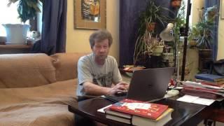 """Андрей Усачёв читает отрывок из книги """"Этот древний, древний, древний мир!"""""""