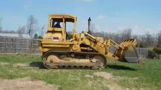 1974 CAT 955L Crawler Loader 15028