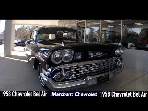 1958 Chevrolet Bel Air - Charleston, SC | Chad Dolbier - Auto Videos