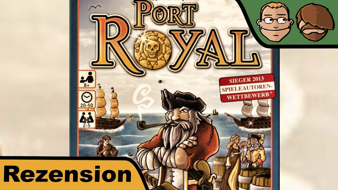 Port Royal Kartenspiel