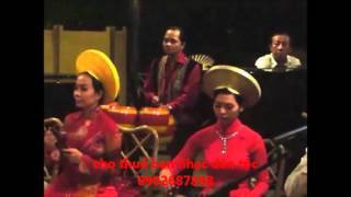 Cho thuê ban nhạc dân tộc truyền thống 0902687898