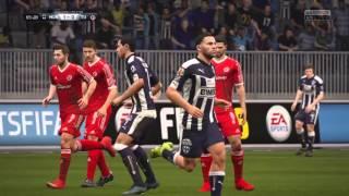 SIMULACION FIFA 16- MONTERREY VS TIJUANA- JORNADA 14