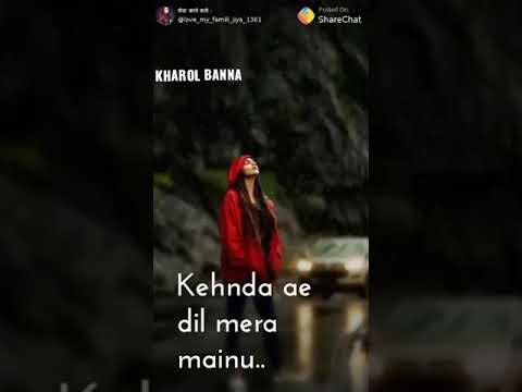 Kenda He Dil Mera Menu Song New 2019 Trending Kendahedilmeramenu Youtube