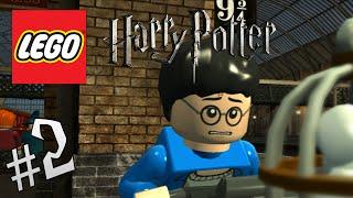 LEGO Harry Potter Years 1-4 Part 2 - Year 1 - Wingardium Leviosa