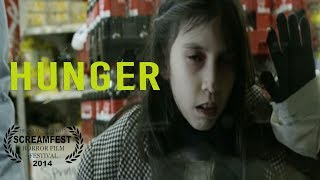 HUNGER | Scary Short Horror Film | Screamfest