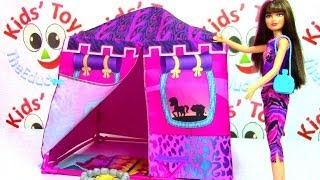 Barbie Sisters Safari Tent Barbie Life in the Dreamhouse