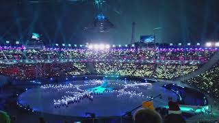 Olympic Closing Ceremony,  Final , Pyeongchang 2018