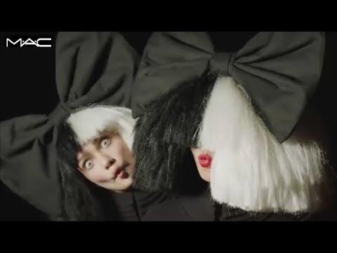 Sia, David Guetta, Afrojack - Helium  (Promo VIVA Glam,  MAC Cosmetics)