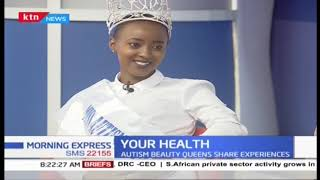 Autism in Kenya: Autism beauty queens share their experiences | Your Health