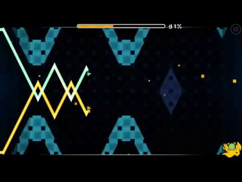 Sphere by Creo and Sonic Wave | Geometry Dash Song