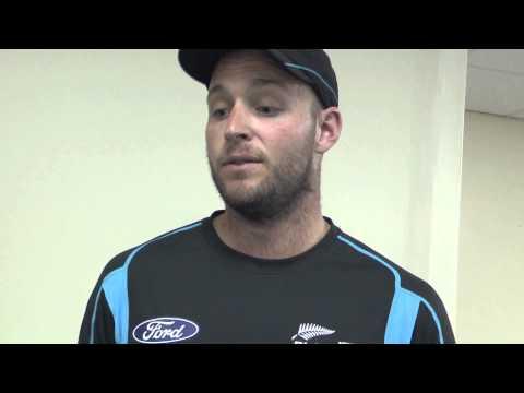BLACKCAPS TV talks to Mark Craig