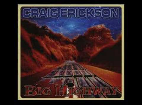 Craig Erickson - Wild Little Woman