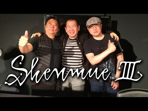 Shenmue 3 Kickstarter Final Countdown (Twitch)